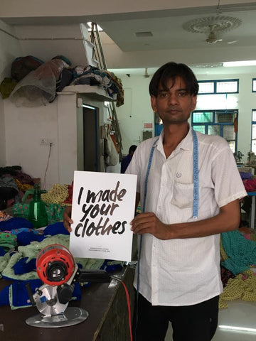 Who makes our clothes? Ethical fashion clothing production in India
