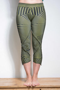 Leggings - Geometric Lycra