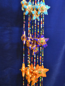 Chime decoration Indian 5 Stars