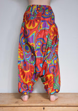Load image into Gallery viewer, HAREM TROUSERS - Print Cotton
