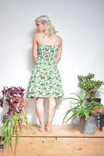 Load image into Gallery viewer, Dress - Green Parrot Sun Dress