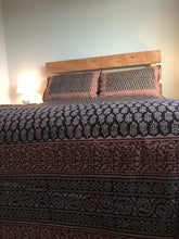 Load image into Gallery viewer, Bedspread - Hand Block Printed, Kingsize