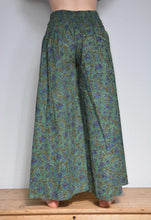Load image into Gallery viewer, Palazzo Trousers - BLOCK PRINT