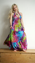 Load image into Gallery viewer, Dress - Tie Dye Maxi