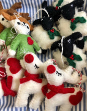 Load image into Gallery viewer, Decorations - Festive Sheep