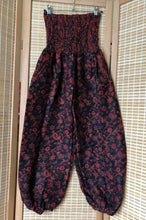 Load image into Gallery viewer, Genie Trousers - Winter Paisley Fleece