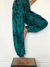Load image into Gallery viewer, Super Soft Genie TROUSERS - Tie Dye