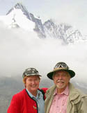 Bernie and Linda Nagy in Chile