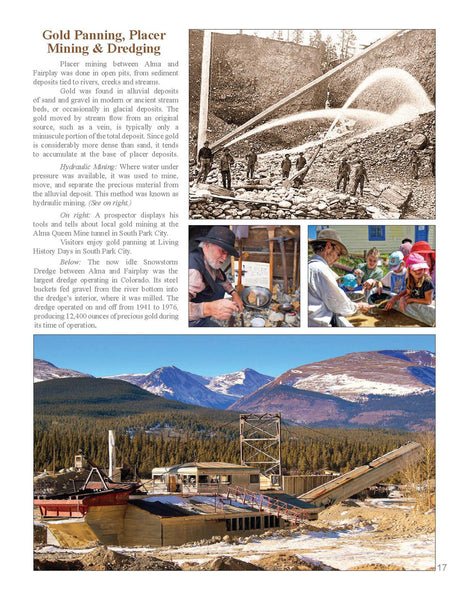 New for 2020! South Park Colorado History & Heritage. Free Shipping!