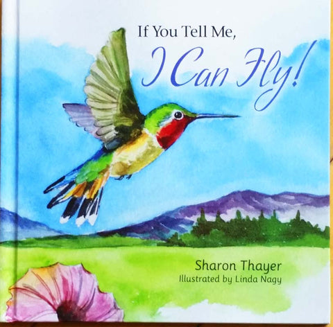 If You Tell Me, I Can Fly! Free Shipping.