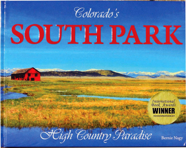 Colorado's South Park High Country Paradise. Limited Quantities Available.