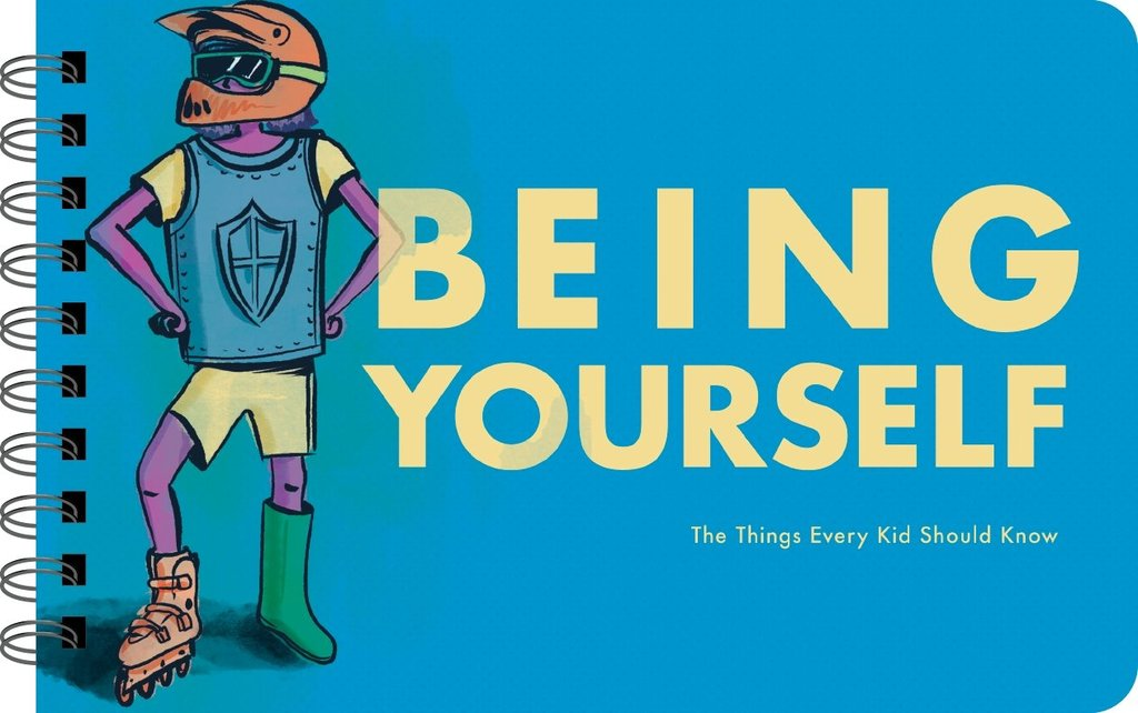 Being Yourself Inspirational Book