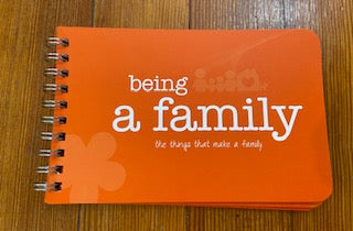 Being a Family Inspirational Book