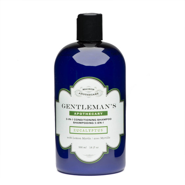 Gentleman's Apothecary 2-in-1 Shampoo 500ml