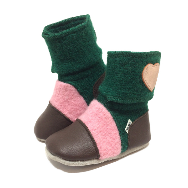 Nooks - Ethically Crafted Footwear for Little ones