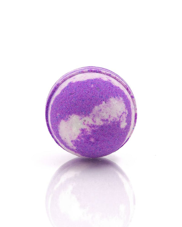 Saponaria Black Raspberry Bath Bomb, 175g