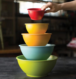 Ecologie 5 piece Nesting Bowl Set