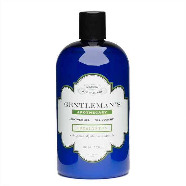 Gentleman's Apothecary Shower Gel 500ml