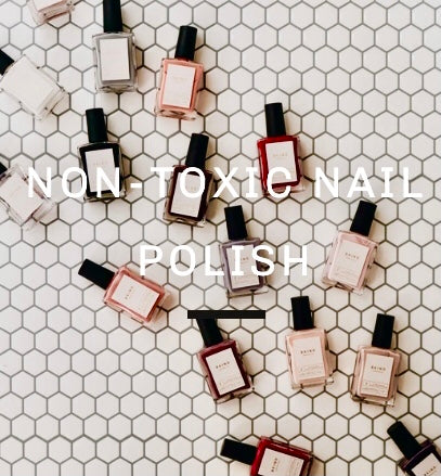 BKIND Vegan Non-Toxic Nail Polishes