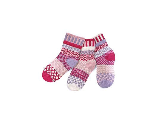 Solmate Socks–Lovebug Kids Socks