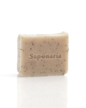 Saponaria Mint & Lime Exfoliating Soap