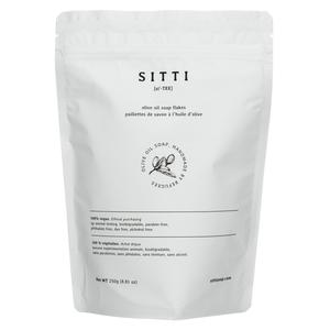 Sitti, Olive Oil Soap Flakes, 250g