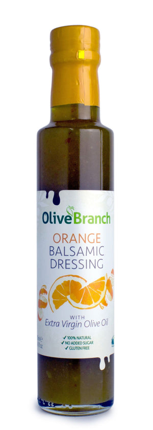 Olive Branch, Orange Balsamic Dressing, 250g