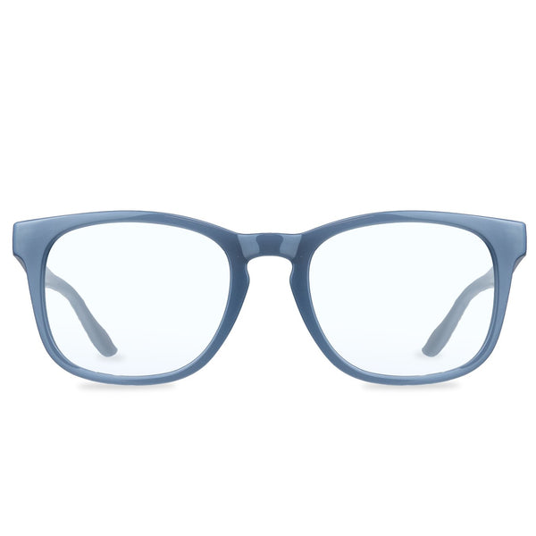 Pela–Bontio Blue Light Glasses in Gravity Grey