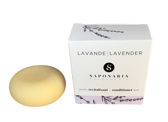 Saponaria Conditioner Bar - Lavender