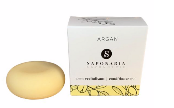 Saponaria Conditioner Bar - Argan