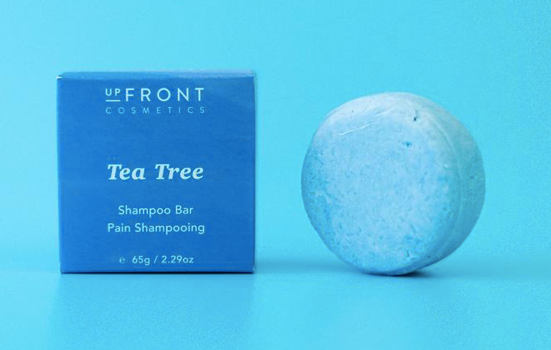 upFront Cosmetics Shampoo Bar - Nurturing/Tea Tree