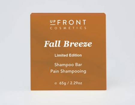 upFront Cosmetics Shampoo Bar - Fall Breeze Limited Edition