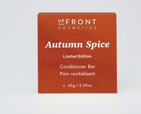upFront Cosmetics Conditioner Bar - Autumn Spice Limited Edition