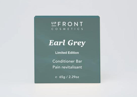 upFront Cosmetics Conditioner Bar - Earl Grey Limited Edition