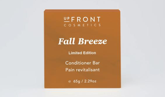 upFront Cosmetics Conditioner Bar - Fall Breeze  Limited Edition