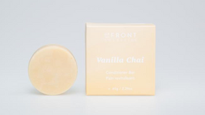upFront Cosmetics Conditioner Bar - Vanilla Chai,  Limited Edition