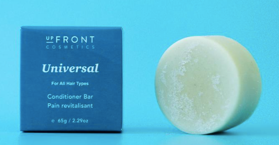 upFront Cosmetics Conditioner Bar - Universal, for all hair types