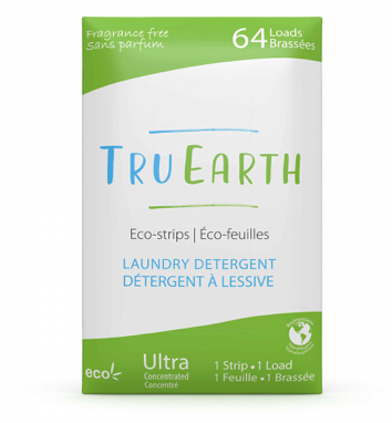Tru Earth - Regular, Laundry Strips, 64 loads