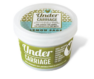 Under Carriage Deodorant - Lemon Sage VEGAN Formula