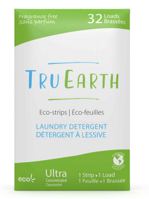 TruEarth–Unscented Laundry Strips