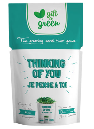 Thinking of You - Gift of Green