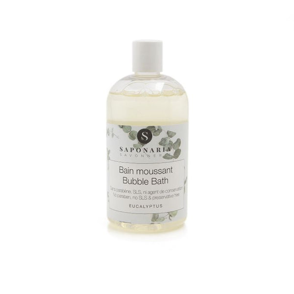 Saponaria Bubble Bath -  Eucalyptus, 500ml