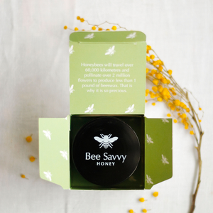 Bee Savvy, Bergamot, Vanilla & Earl Grey Tea Body Balm, 2oz