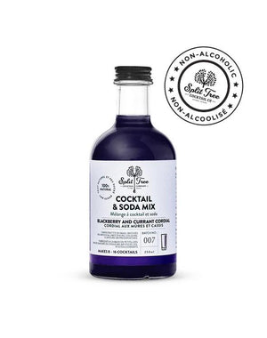 Split Tree Blackberry & Blackcurrant Cordial 250ml