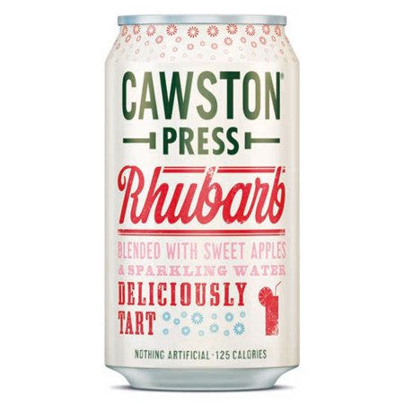 Cawston Press Sparkling Apple & Rhubarb Soda