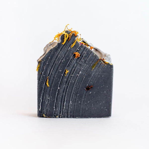 Soak Bath Co, Charcoal Tea Tree Soap Bar,