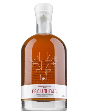 Escuminac, Organic Maple Syrup - Extra Rare, 200ml