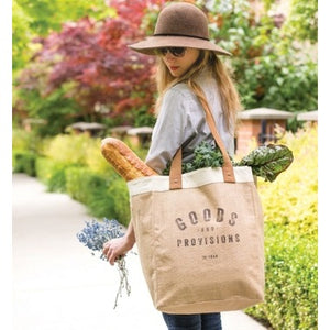 Goods & Provisions Market Tote
