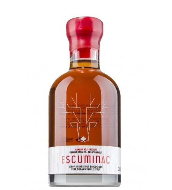 Escuminac, Organic Maple Syrup - Great Harvest, 200ml