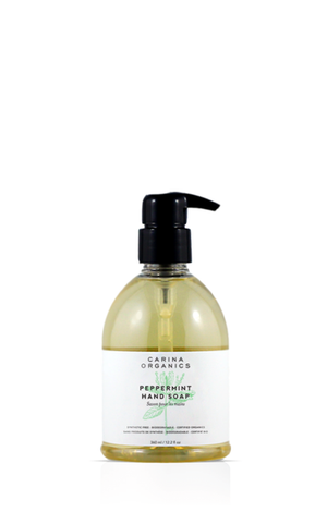 Peppermint Leaf Hand Soap